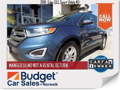 Ford Edge 2018 for Sale in Norwalk, CA