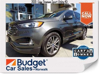 Ford Edge 2020 for Sale in Norwalk, CA