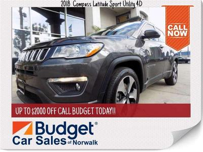 Jeep Compass 2018 for Sale in Norwalk, CA