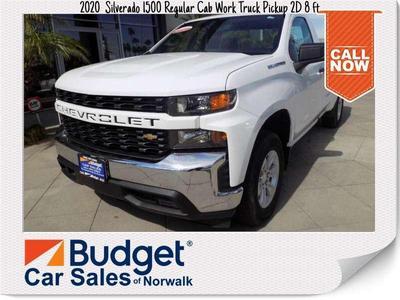 Chevrolet Silverado 1500 2020 for Sale in Norwalk, CA