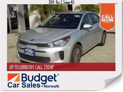 KIA Rio 2019 for Sale in Norwalk, CA