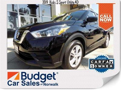 Nissan Kicks 2019 for Sale in Norwalk, CA