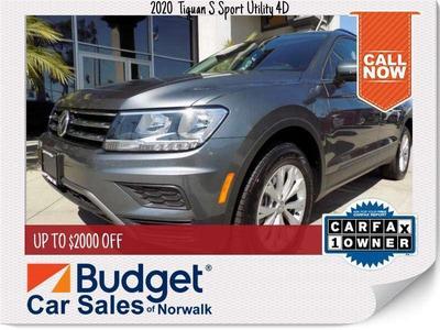 Volkswagen Tiguan 2020 for Sale in Norwalk, CA