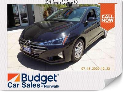 Hyundai Sonata 2019 for Sale in Norwalk, CA