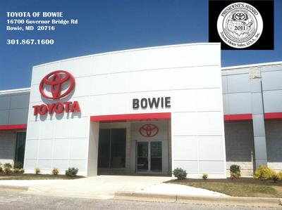 Toyota of Bowie Image 1