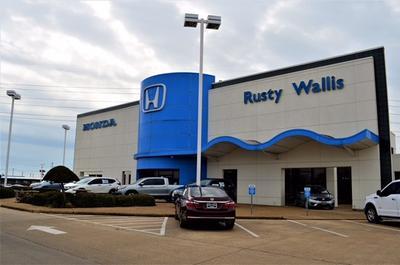 Rusty Wallis Honda Image 3