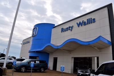 Rusty Wallis Honda Image 8