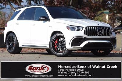 Mercedes-Benz AMG GLE 63 2021 for Sale in Walnut Creek, CA