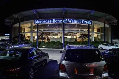 Mercedes-Benz of Walnut Creek Image 4