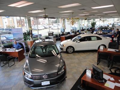 Three County Volkswagen Image 1