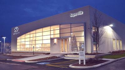 INFINITI of Naperville Image 7