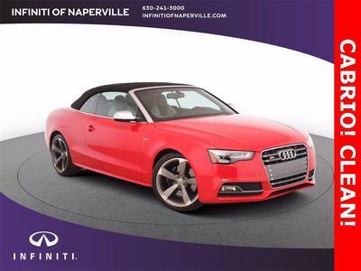Audi S5 2016 for Sale in Naperville, IL