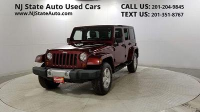 Jeep Wrangler Unlimited 2009 for Sale in Jersey City, NJ