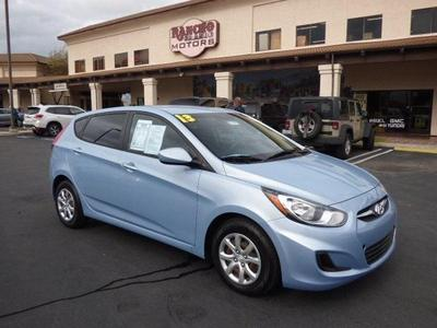 2013 Hyundai Accent GS for sale VIN: KMHCT5AE0DU111637