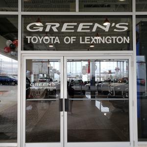 Green's Toyota of Lexington Image 8