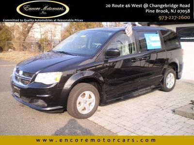 2013 Dodge Grand Caravan SXT for sale VIN: 2C4RDGCG9DR528094