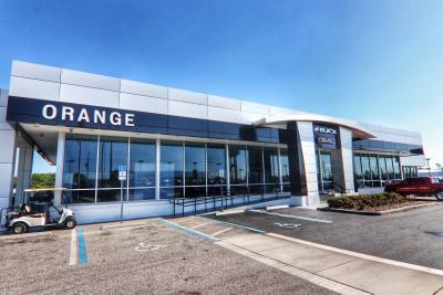 Orange Buick GMC Image 3