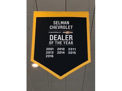 Selman Chevrolet Image 3