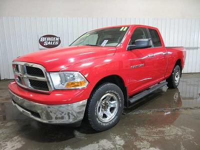 2011 Dodge Ram 1500 SLT for sale VIN: 1D7RV1GP3BS549321