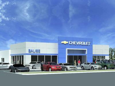 Balise Chevrolet of Warwick Image 4