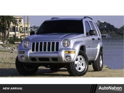 2003 Jeep Liberty Limited for sale VIN: 1J4GK58K13W677761
