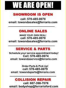 Ferrario Auto Team of Sayre Image 1