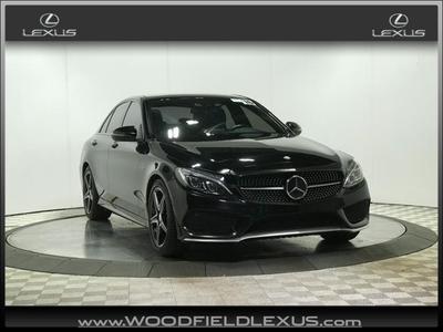 Mercedes-Benz C-Class 2016 for Sale in Schaumburg, IL