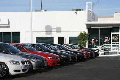 Santa Monica Bmw In Santa Monica Including Address Phone Dealer Reviews Directions A Map Inventory And More