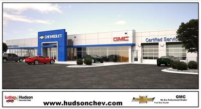 Luther Hudson Chevrolet GMC Image 6