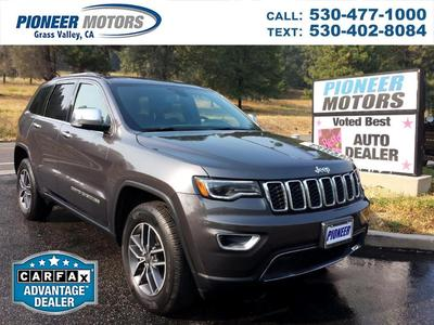 Jeep Grand Cherokee 2019 a la venta en Grass Valley, CA