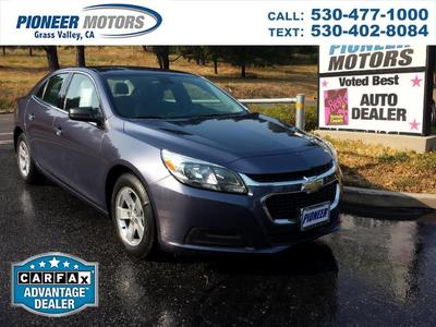 Chevrolet Malibu 2014 for Sale in Grass Valley, CA