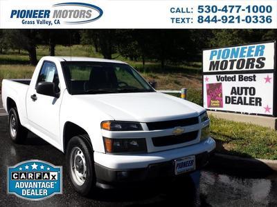 Chevrolet Colorado 2012 for Sale in Grass Valley, CA