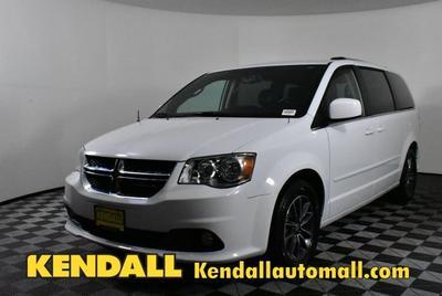 2017 Dodge Grand Caravan SXT for sale VIN: 2C4RDGCG4HR624575