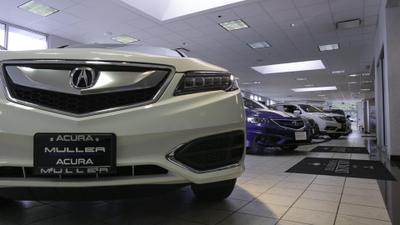 Mullers Woodfield Acura >> Muller S Woodfield Acura In Hoffman Estates Including Address Phone