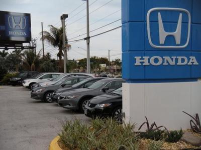 Hendrick Honda Pompano Beach Image 1
