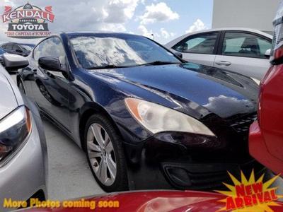 2010 Hyundai Genesis Coupe 2.0T Premium for sale VIN: KMHHT6KD9AU017141