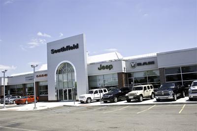 Southfield Dodge Chrysler Jeep RAM Image 1
