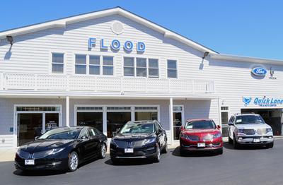 Flood Ford Lincoln of Narragansett Image 1