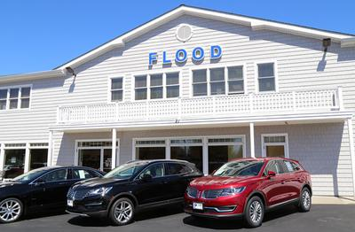 Flood Ford Lincoln of Narragansett Image 4