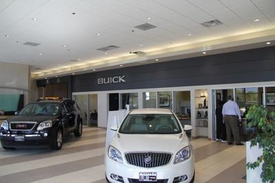 McCaddon Cadillac Buick GMC Image 4