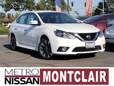 Nissan Sentra 2019 for Sale in Montclair, CA