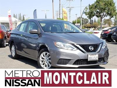 Nissan Sentra 2018 for Sale in Montclair, CA