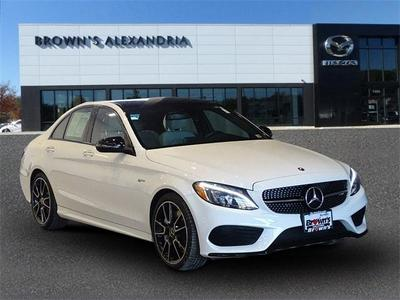 2018 Mercedes-Benz AMG C 43 Base 4MATIC image