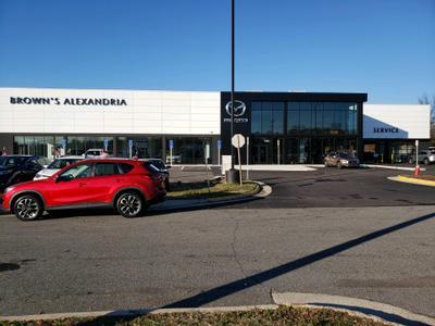 Brown's Alexandria Mazda Image 2