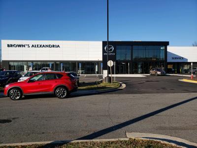 Brown's Alexandria Mazda Image 7
