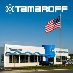 Tamaroff Honda Image 1