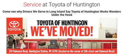 Toyota of Huntington Image 1