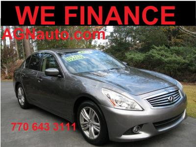 INFINITI G25 2012 for Sale in Roswell, GA