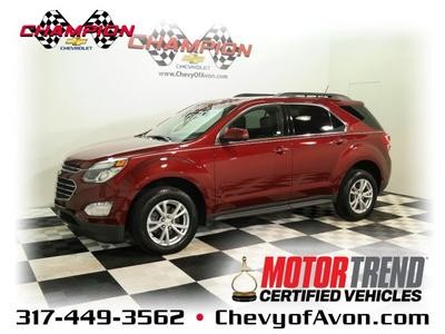 Chevrolet Equinox 2016 for Sale in Avon, IN