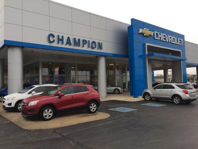 Champion Chevrolet of Avon Image 7